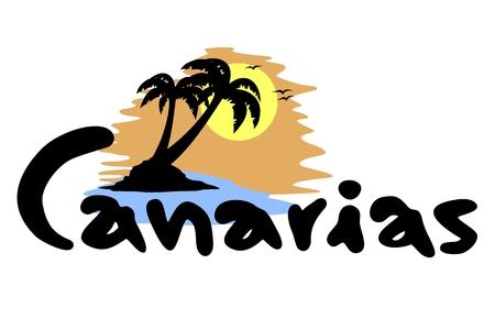 canarias: Canarias island