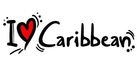 Love Caribbean