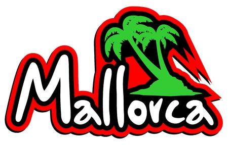 majorca: Mallorca symbol