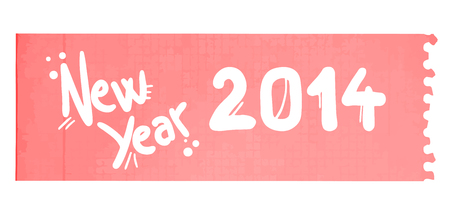design visionary: 2014 New Year card