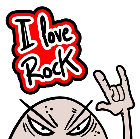 songwriter: I love Rock