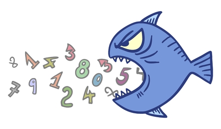 odd jobs: Fish numbers