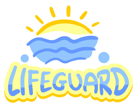 Lifeguard sun Stock Vector - 22588797