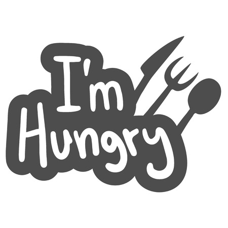 starving: I´m hunry message