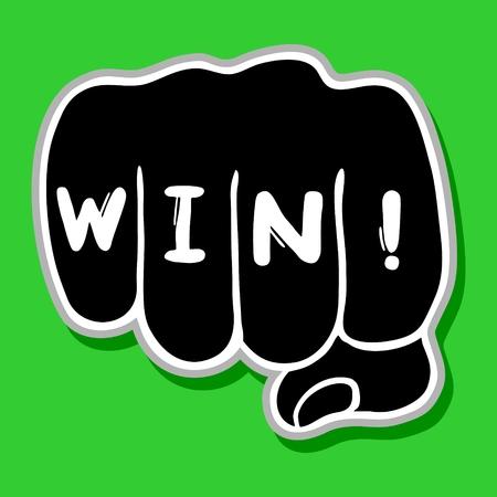 surpass: Win message icon