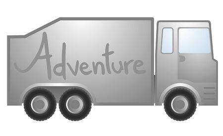 circulate: Big adventure truck