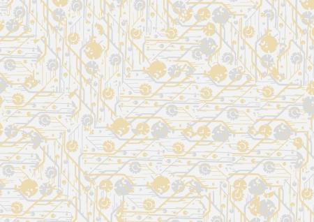 Creative texture Ilustração
