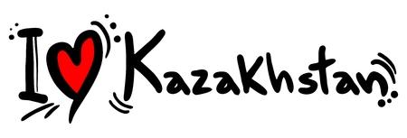 kazakhstan: Kazakhstan love