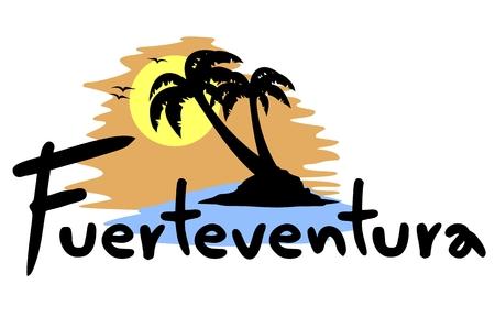 canary islands: Fuerteventura love