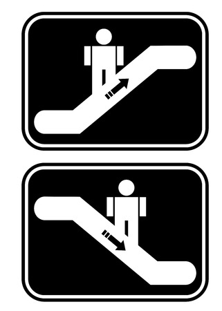 signaling: Up and down stairs