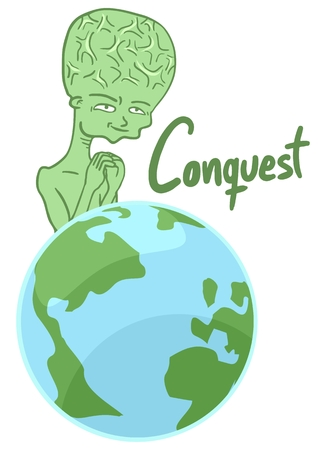 World conquest Stock Vector - 25020027