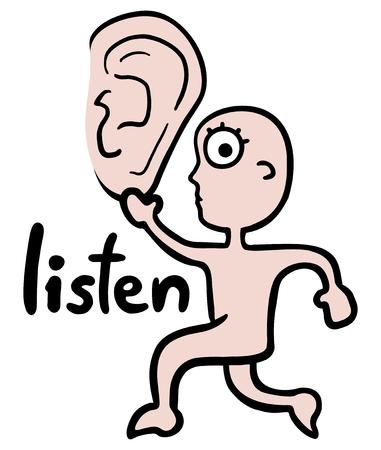 poner atencion: Escuche el mensaje sorteo