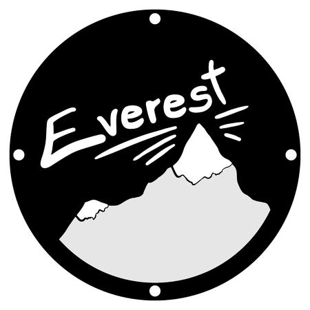 everest: Everest sign