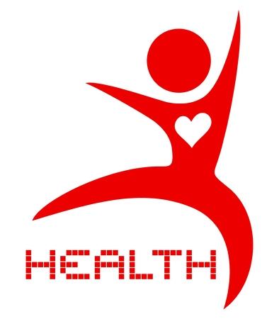 Health symbol Vector