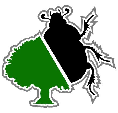 Nature ecology icon