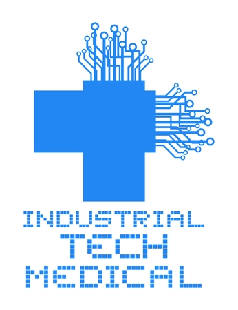Tech Industrial s�mbolo m�dico