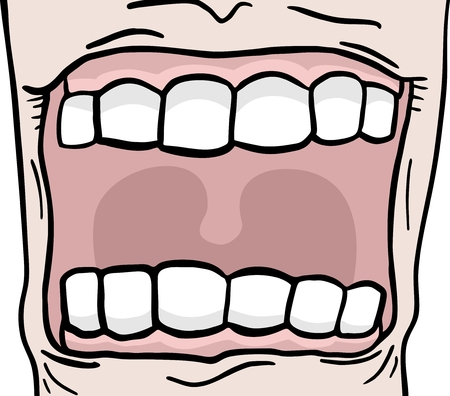 visionary: Mouth draw