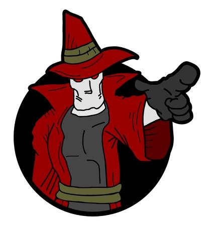 secretive: Point icon
