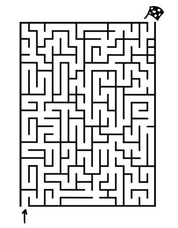 bustle: Maze design