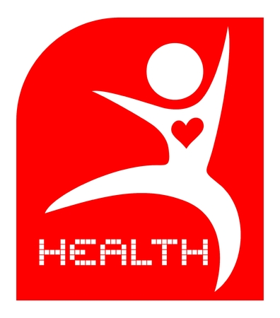 Health icon Illustration