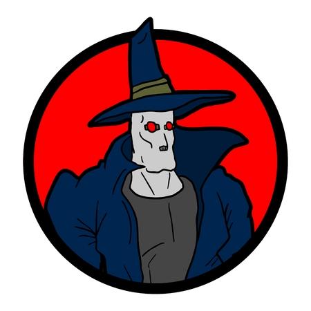 secretive: Mystery icon Illustration