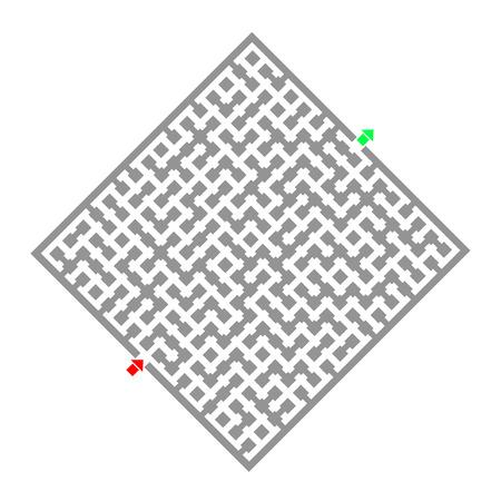 bustle: Cube maze