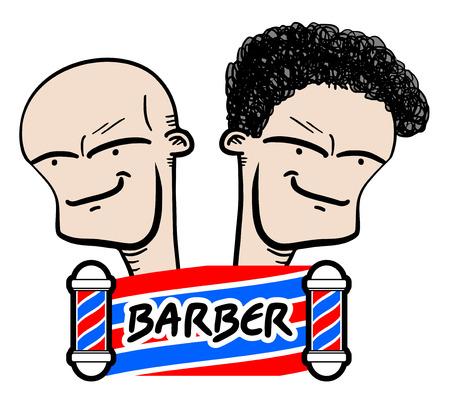 barber: Barber emblem