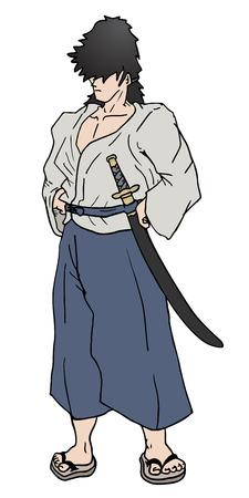 avenger: Samurai