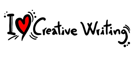 creative writing: I love Creative Writing Illustration