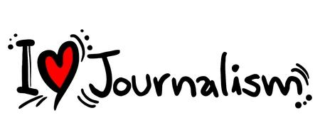 yearn: I love Journalism