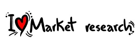 marktforschung: Ich liebe Marktforschung