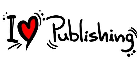 publishing: I love Publishing Illustration