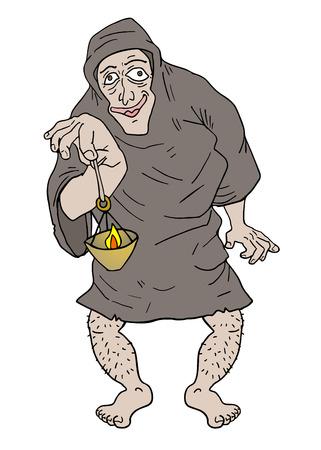 pauper: Funny old man