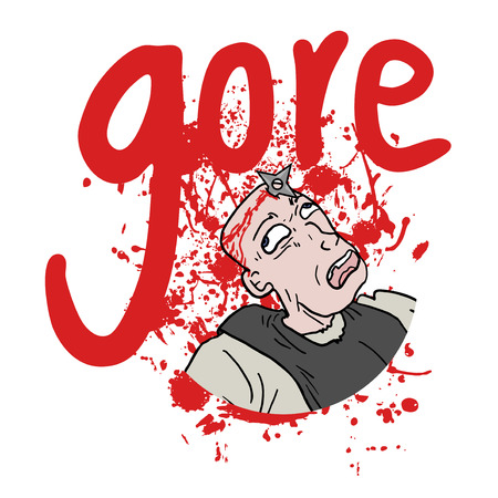 character assassination: Gore message