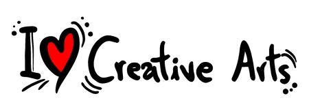 creative arts: I love Creative Arts
