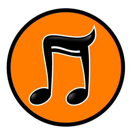 Music symbol Illustration