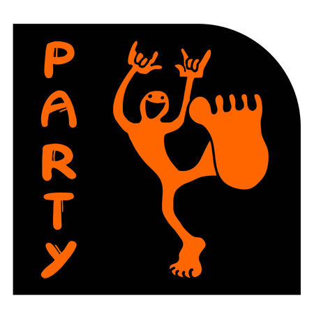 expressive style: Party icon