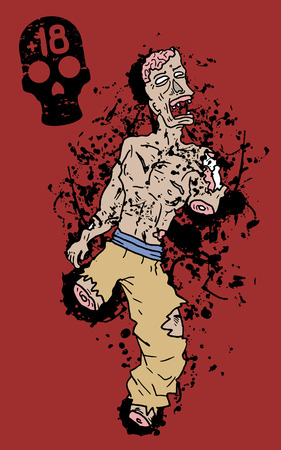 Kill puppet draw