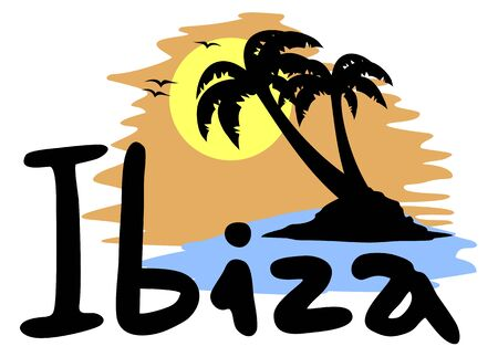 ibiza: Ibiza beach