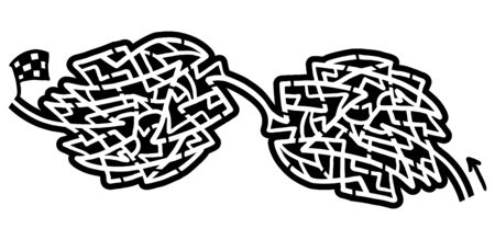 bustle: Creative maze