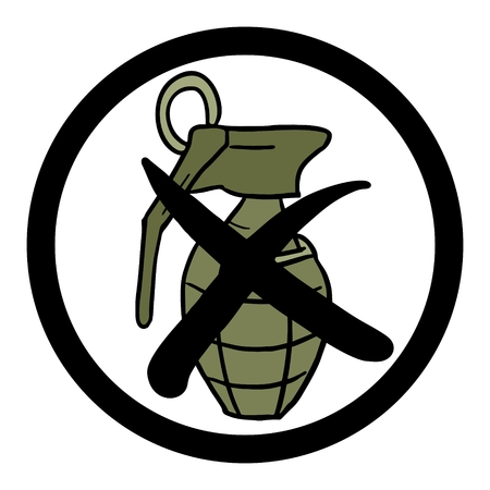 no war: No war Illustration