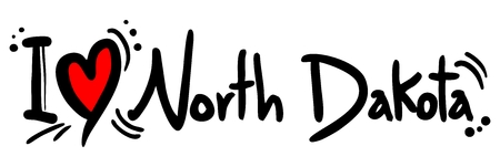 dakota: North Dakota love