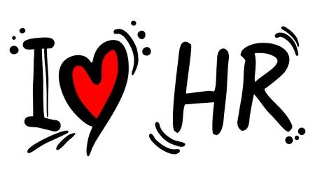 hr: I love HR