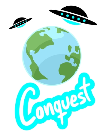 invade: Conquest planet