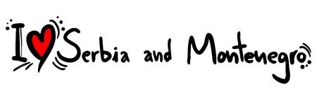 serbia and montenegro: Serbia and Montenegro symbol