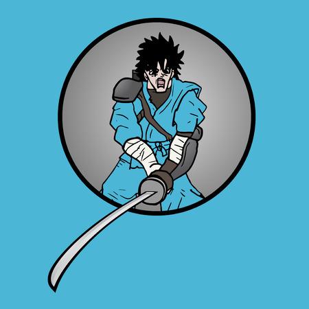 budo: Ninja attack design