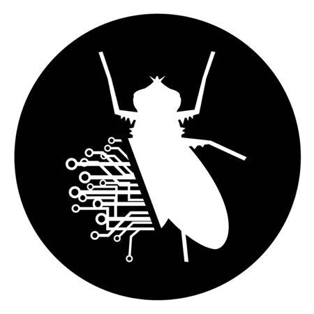 biologist: Future science icon