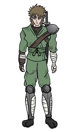 avenger: Ninja draw