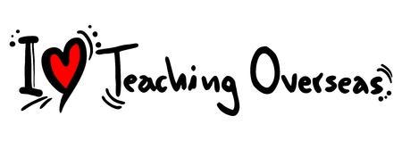 overseas: Love Teaching Overseas