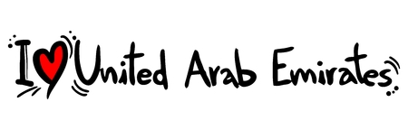 United Arab Emirates love